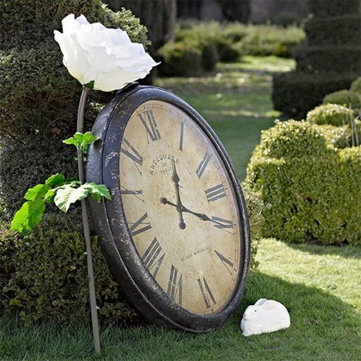 Giant White Flower Photo Prop
