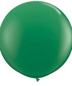 Green Giant Latex Balloons