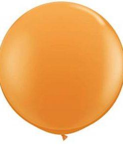 Orange Giant Latex Balloons