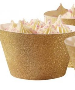 Wedding Pastel Perfection Cupcake Wrappers