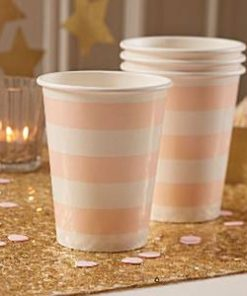 Wedding Pastel Perfection Paper Party Cups