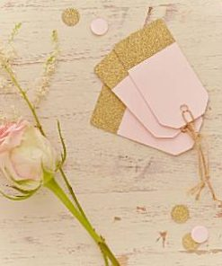 Wedding Pastel Perfection Luggage Tags