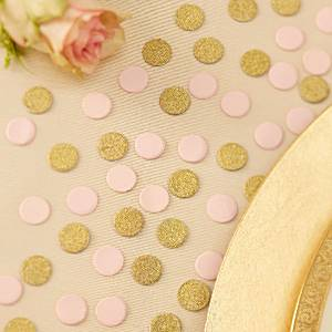 Wedding Pastel Perfection Table Confetti