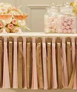 Wedding Pastel Perfection Tassel Garland Decoration