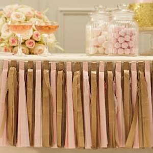 Wedding Pastel Perfection Tassel Garland Decoration
