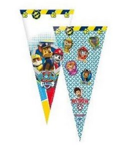 Paw Patrol Cone Bags