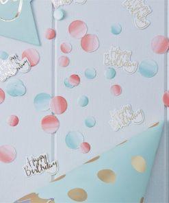 Pick & Mix Party Foil Confetti