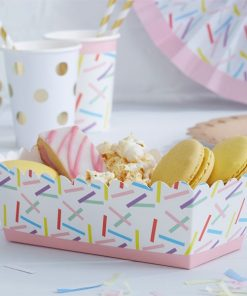Pick & Mix Party Sprinkles Food Trays