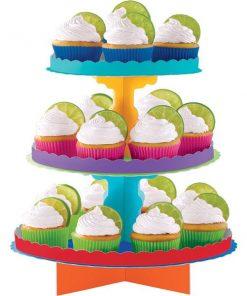 Rainbow Cake Stand