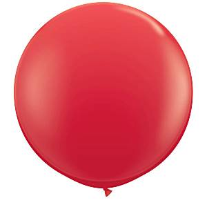 Red Giant Latex Balloons