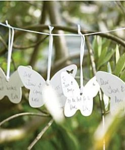 Buy Wedding Somehting In The Air themed Wedding Decorations, Accesories & Favous