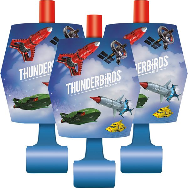 Thunderbirds Party Blowers