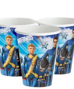 Thunderbirds Party Plastic Cups