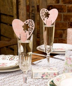 Wedding With Love Place Cards