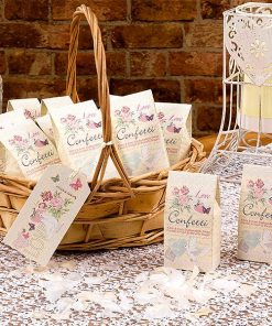 Wedding With Love Tissue Confetti