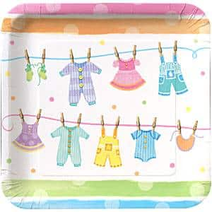 Baby Clothes Party