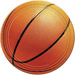 Buy Cheap Basketball Party Decorations, Plates, Invites & Balloons in the UK