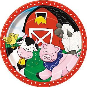Farm Friends Party