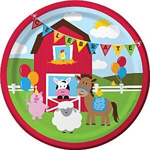 Farmhouse Fun Party
