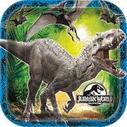 Buy Cheap Jurassic World Party Decorations, Plates, Invites & Balloons in the UK