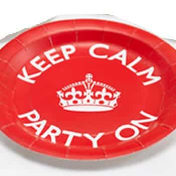 Keep Calm & Party On Party