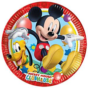 Playful Mickey Mouse