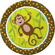 Monkeying Around Party