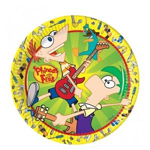 Phineas & Ferb Party