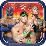 Buy Cheap WWE Themed Party Decorations, Plates, Invites & Balloons in the UK