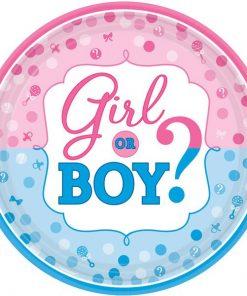 Gender Reveal Baby Shower