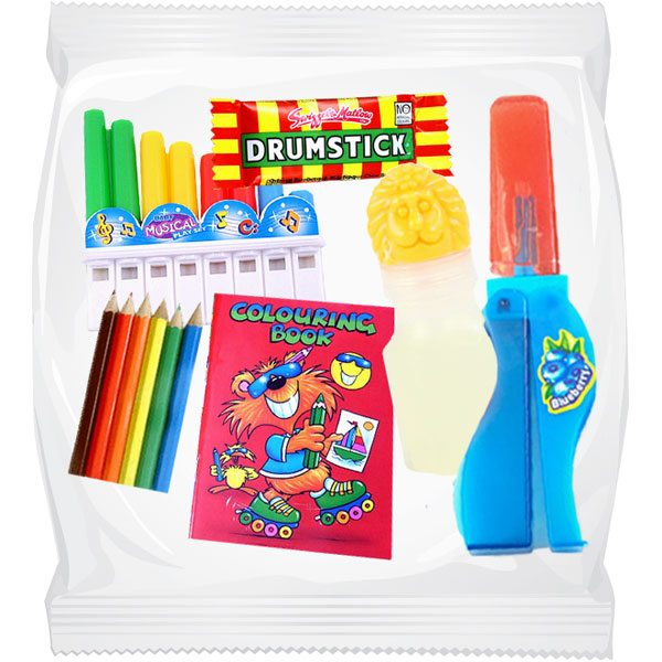Colouring Pre-Filled Party Bag