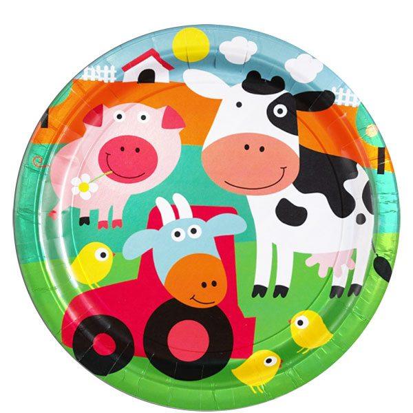Farm Fun Party