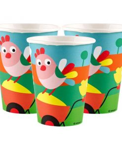 Farm Fun Party Paper Cups