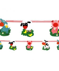 Farm Fun Party Banner
