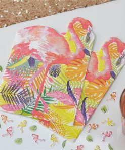 Flamingo Fun Party Paper Napkins