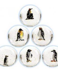 Penguin Themed Bouncy Ball