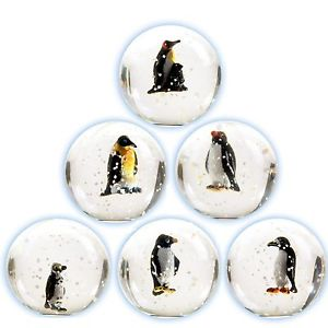 Penguin Themed Bouncy Ball