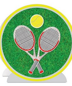 Tennis Party 3-D Tennis Centerpiece Decoration
