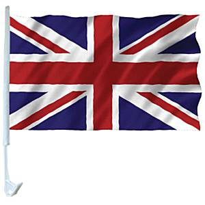 Union Jack Party Union Jack Car Flags
