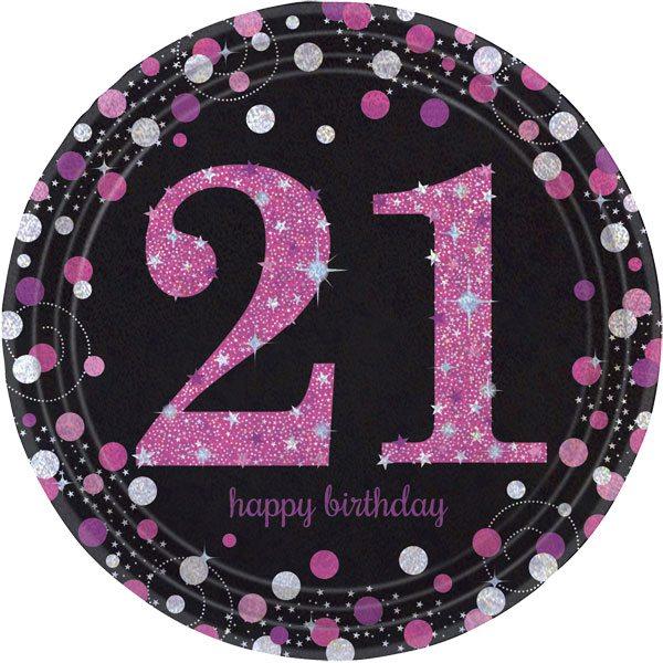 21st Pink Celebration