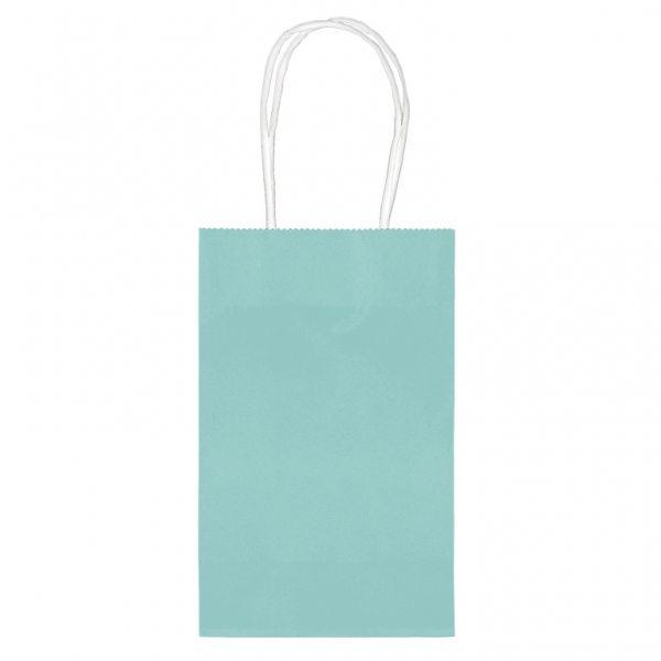 Light Blue Mini Party Bags