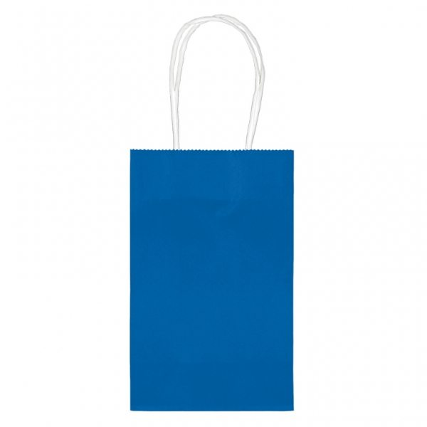 Royal Blue Small Paper Party Bags