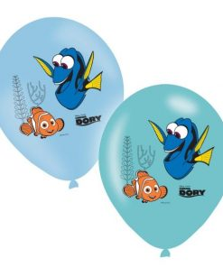 Disney Finding Dory Party Printed Latex Balloons