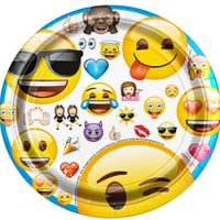 Buy Emoji themed Party Decorations, Emoji Balloons & Partyware in the UK