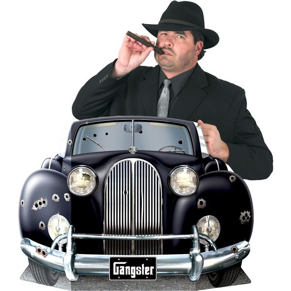 1920's Gangster Themed Party