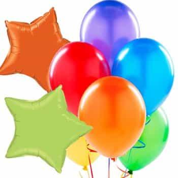 Plain Balloons