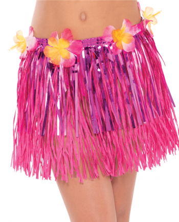 Child's Hula Grass Skirt