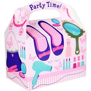 Sparkle Spa Party Dressing Up Party Box