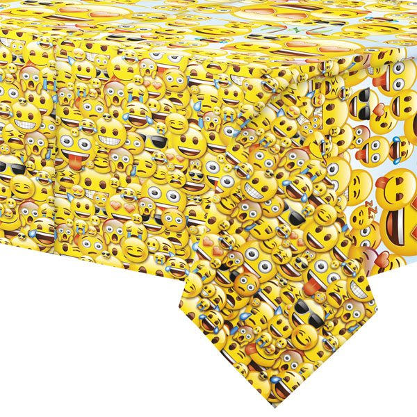 Emoji Party Tablecover