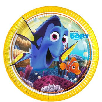 Disney Finding Dory Party Paper Plates